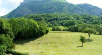 Земля в Краньской Горе, Словения, 2500 м2