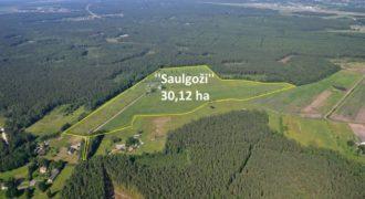 Земля в Рижском крае, Латвия, 301200 сот.