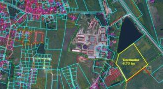 Земля в Рижском крае, Латвия, 67300 сот.
