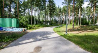 Земля в Стопиньском крае, Латвия, 2070 сот.