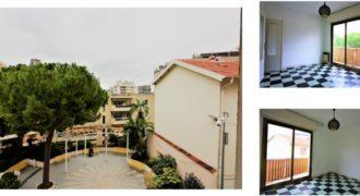 Трёхкомнатные апартаменты в Босолей – Монегети