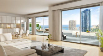 3-комнатные апартаменты B 104 в новостройке Sun Paradise в Босолей