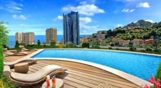 3-комнатные апартаменты B 503 в новостройке Sun Paradise в Босолей
