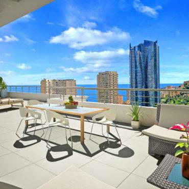 3-комнатные апартаменты D 603 в новостройке Sun Paradise в Босолей