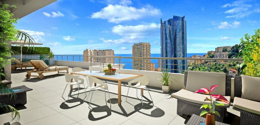 3-комнатные апартаменты B 201  в новостройке Sun Paradise в Босолей