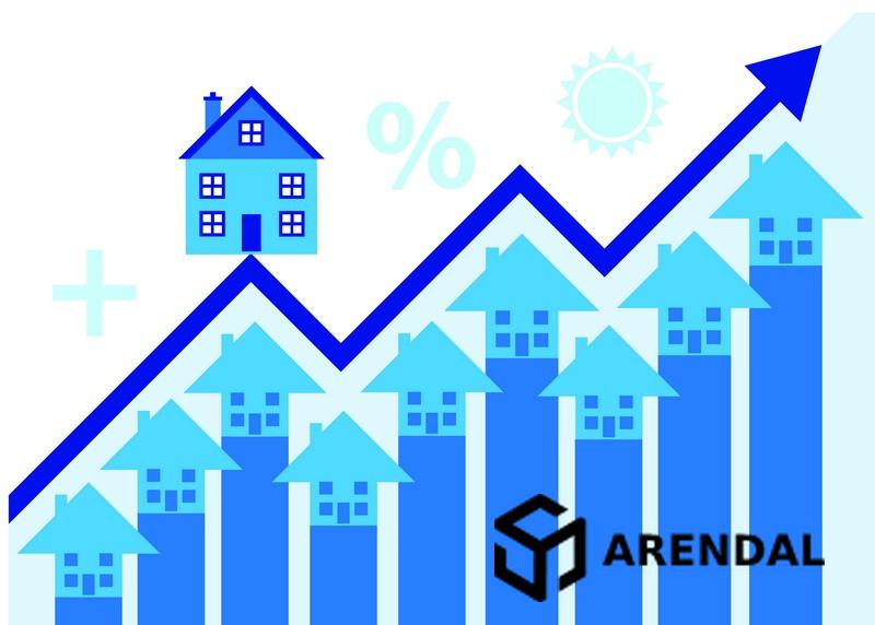 Франция: в большинстве крупных городов цены на жильё выросли