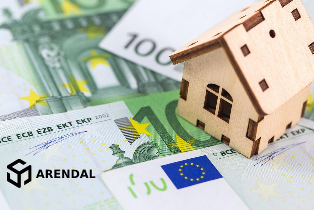 Франция: самые низкие ставки в южных областях