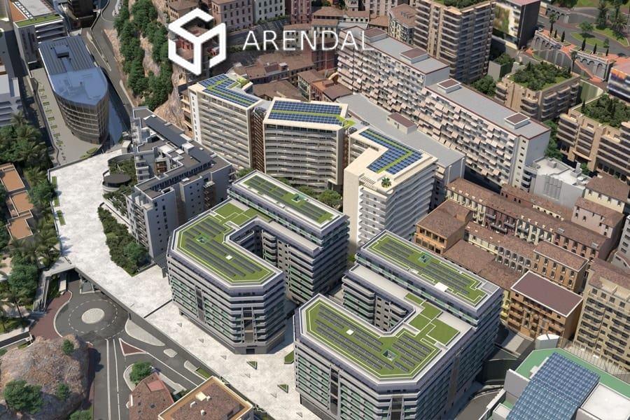 Монако: жилой комплекс Grand Ida