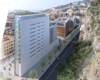 Монако: городской проект îlot Pasteur