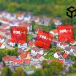 Франция: города, где новое жильё дешевле старого