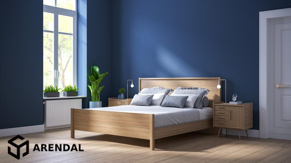 Вопросы наших читателей: одна кровать в квартире с несколькими комнатами