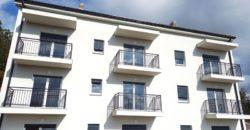 Квартира с террасой, с видом на море, рядом с Опатией