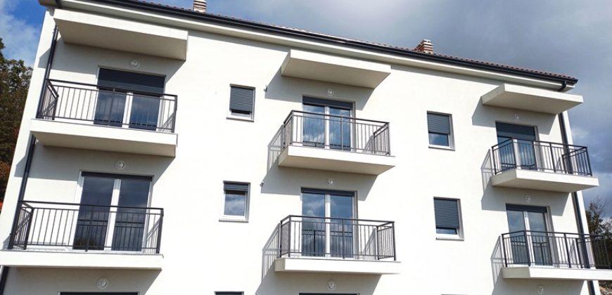 Квартира с видом на море, рядом с Опатией