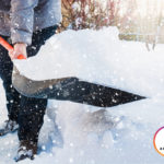 Франция: жители обязаны самостоятельно убирать снег с тротуаров