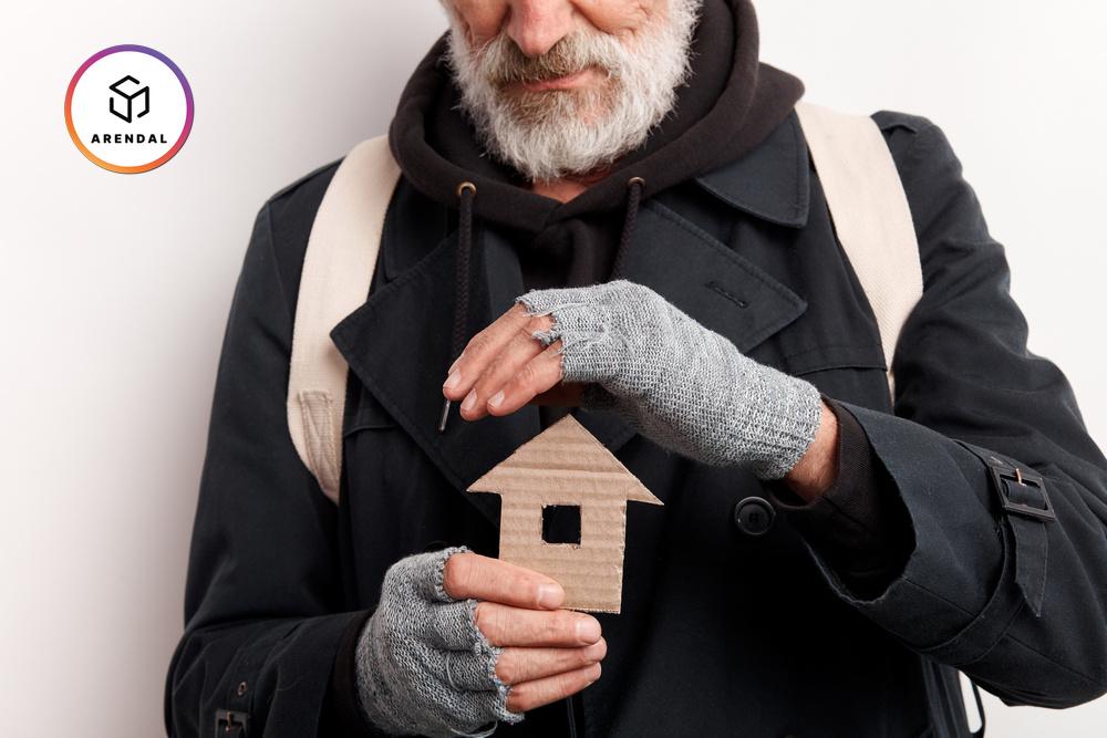 Француз двадцать лет живёт в ужасных условиях