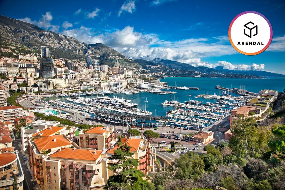 Монако: ринок житла опирається кризі
