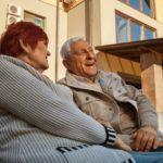 Комфортабельный дом для пожилых людей
