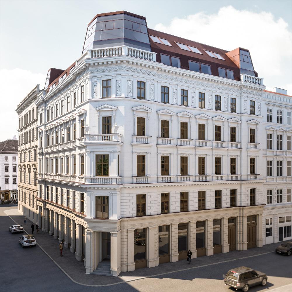 Вена — эксклюзивные апартаменты класса люкс