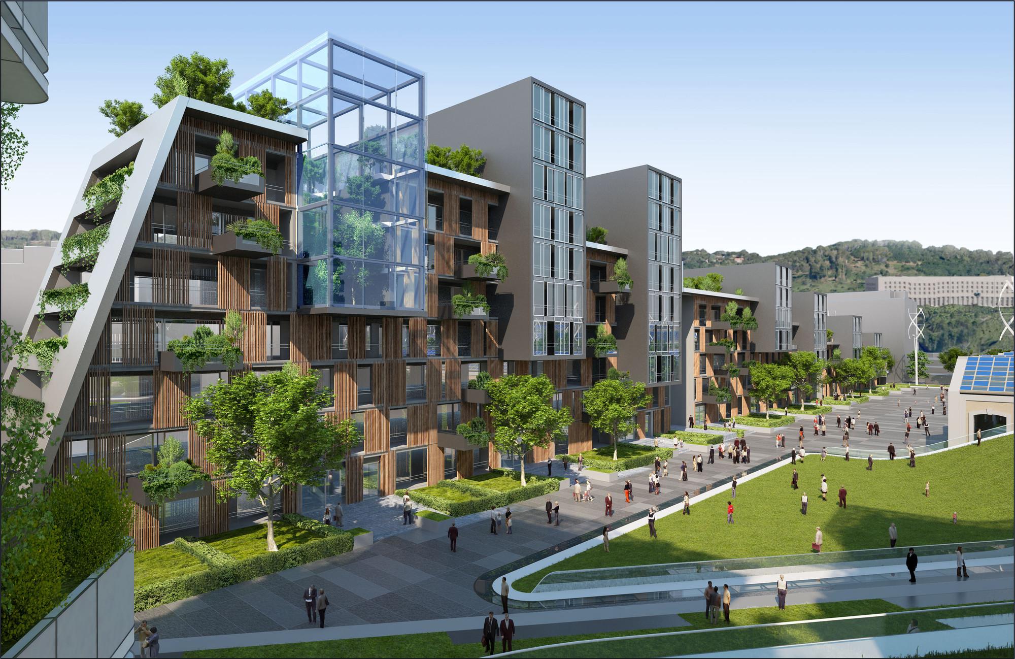 Особенности городских кварталов для особенной жизни