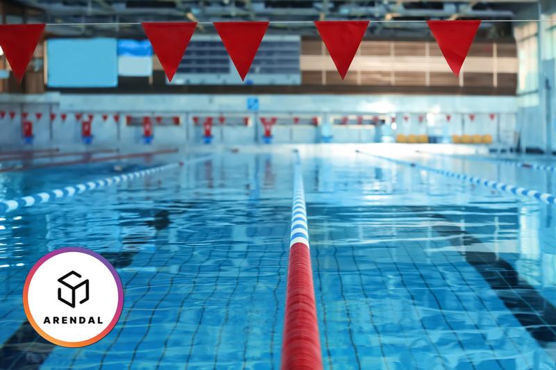 В спортивном комплексе Ла Коль-сюр-Лу появится ещё один бассейн