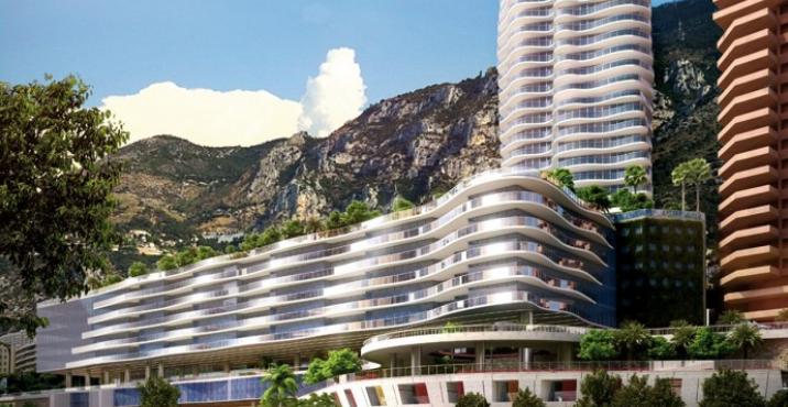 Монако: строительство жилого комплекса Testimonio II