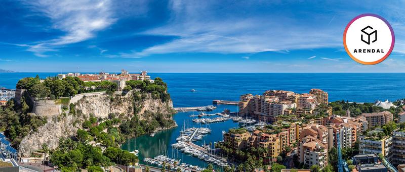 Ціни на житло в комунах поряд з Монако