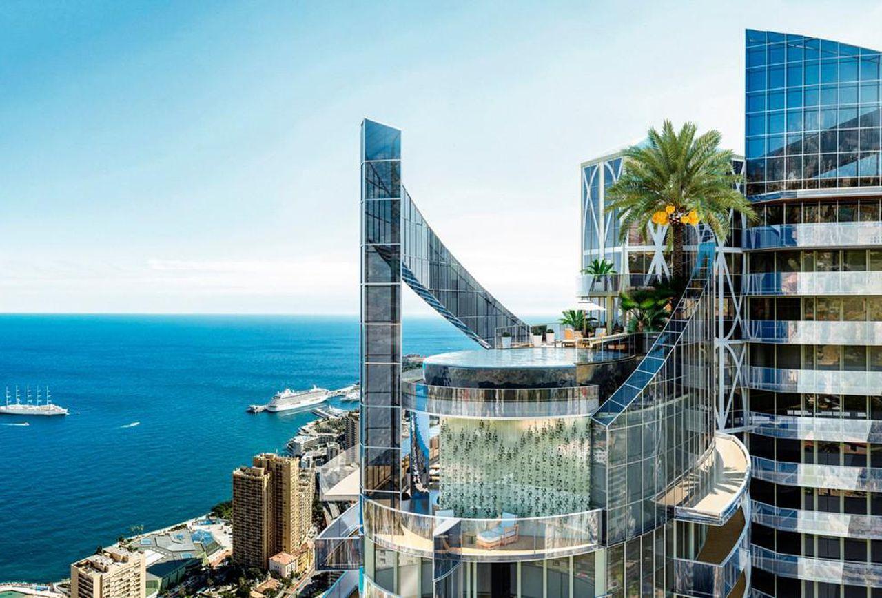 Недвижимость в Монако не дешевеет даже в кризис
