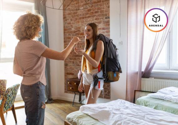 Франция: туристическая аренда жилья в «большой короне»