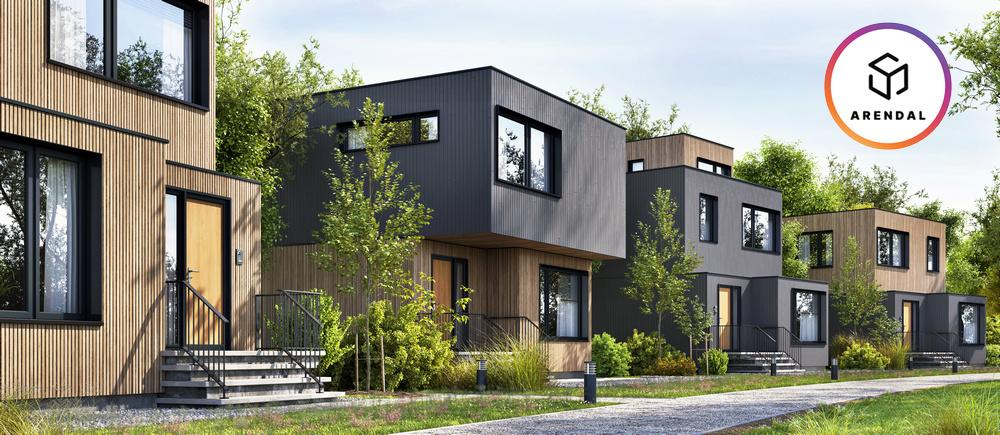 Франция: рост благодаря строительству индивидуальных домов