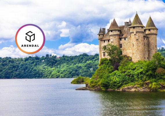 Франція: інвестуємо в ділянки лісу, замки і сільськогосподарські землі