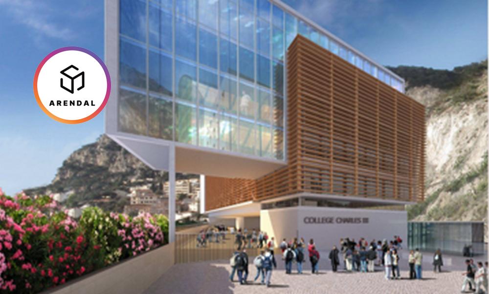 Монако: объекты комплекса Îlot Pasteur