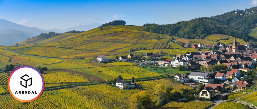 Франция: в сельских районах цены растут быстрее