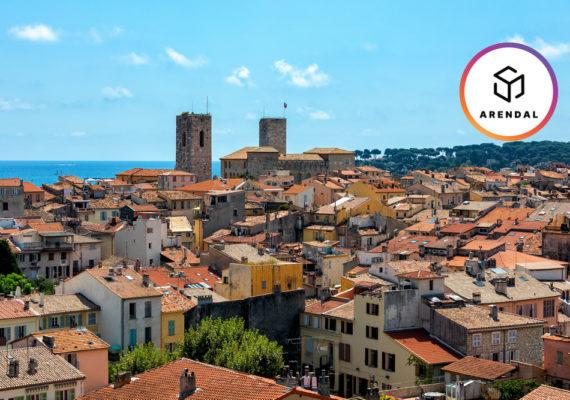 Цены на жилую недвижимость в городах рядом с Монако